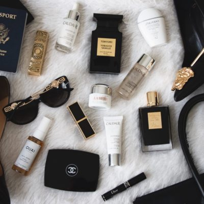 The 8 Beauty Essentials You Won't Want to Travel Without