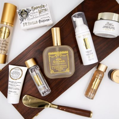 Favorite Italian Beauty Brands