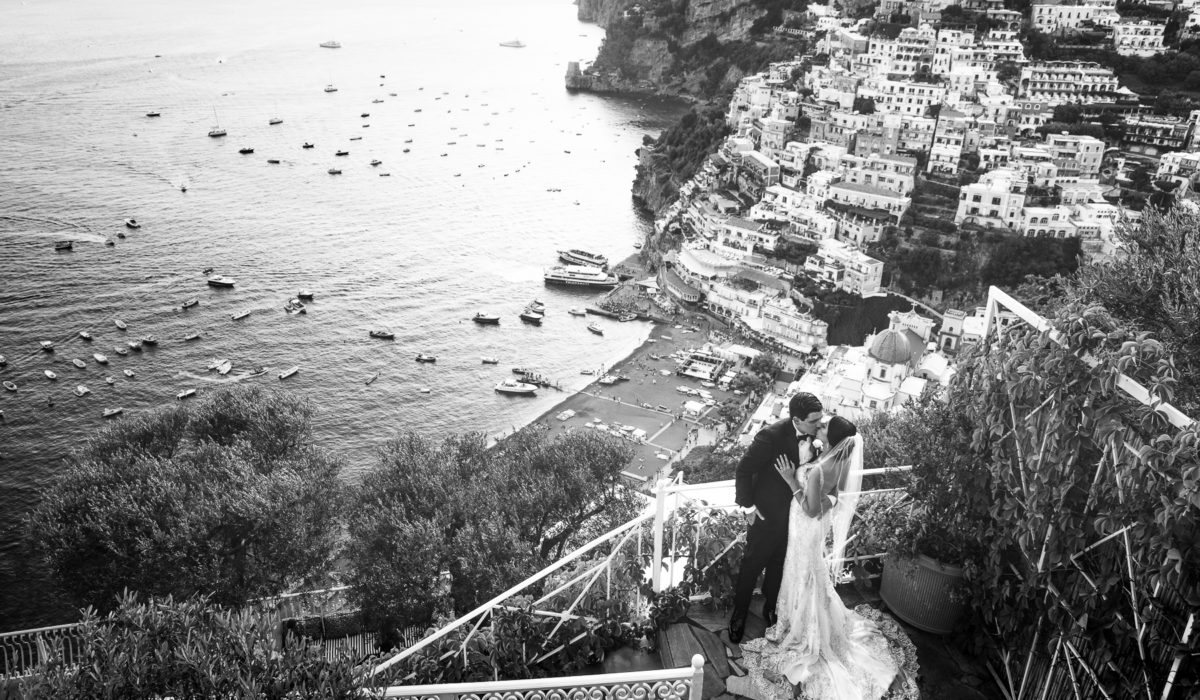 Our Amalfi Coast Wedding
