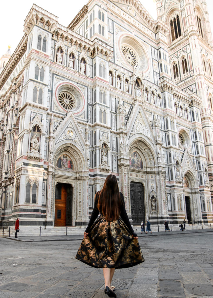 Sachi Florence Travel Guide